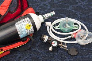 Oxygen Cylinder Kit
