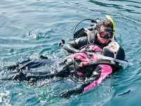CPR Saves Diver's Life