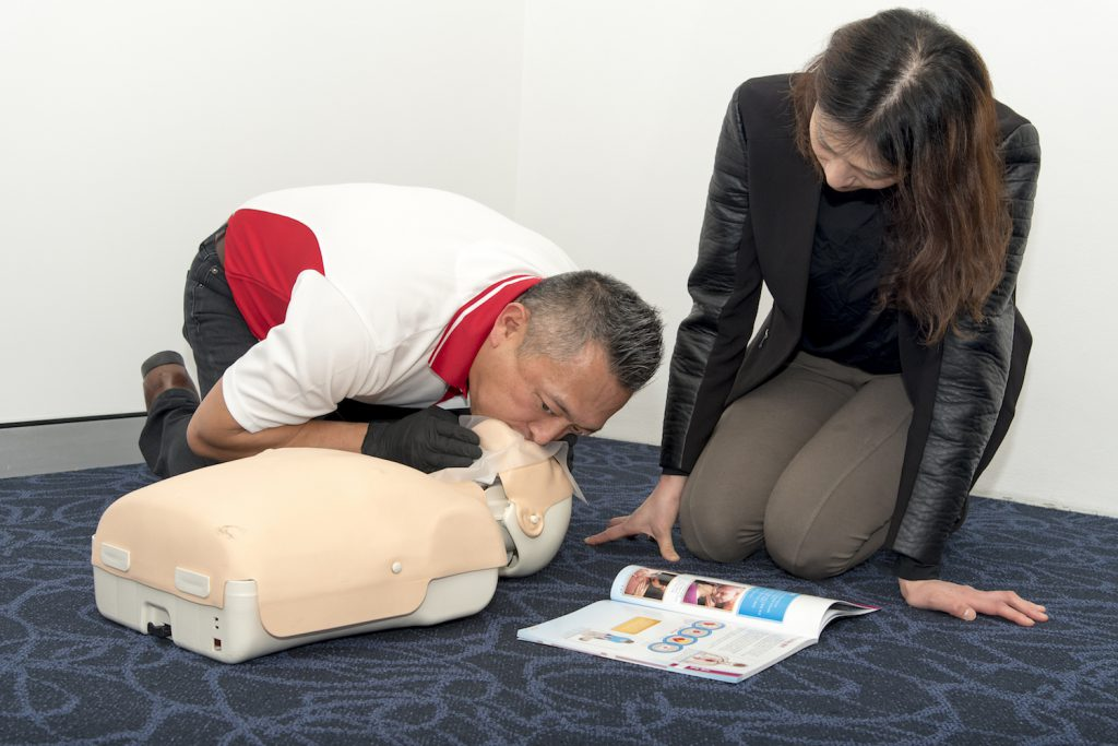 how to choose a cpr class